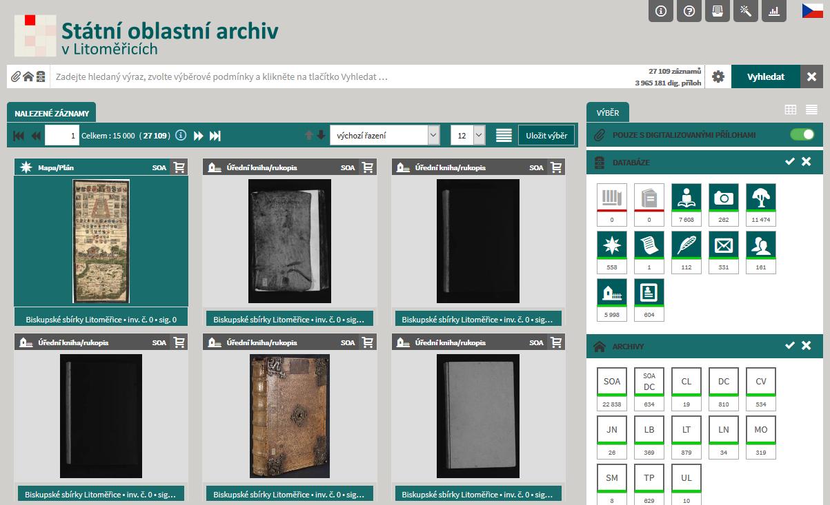 Archivní VadeMeCum Státního oblastního archivu v Litoměřicích
